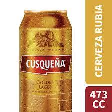 Cerveza cusqueña 473 ml