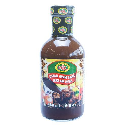 Oxtail gravy sauce