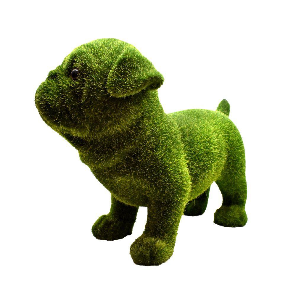 Perro pasto artificial bulldog 1kg