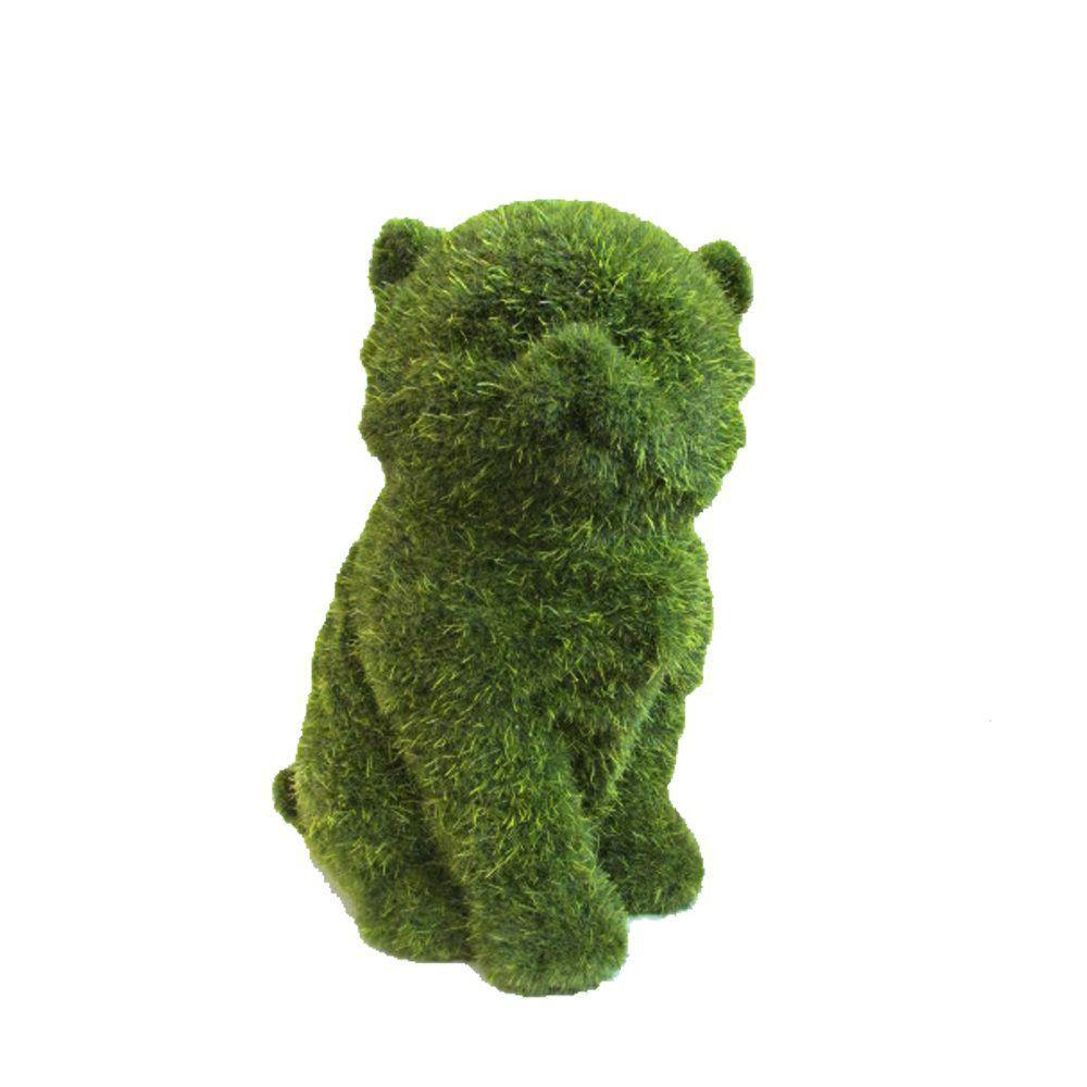 Fox mini decorativo en pasto artificial 1000 gr