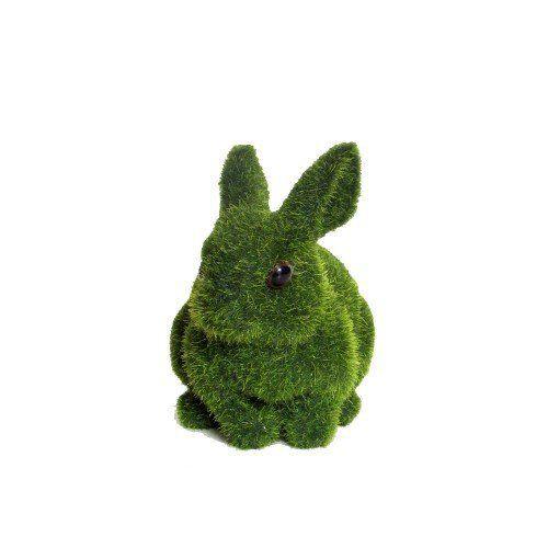 Conejo decorativo mini pasto artificial 1kg