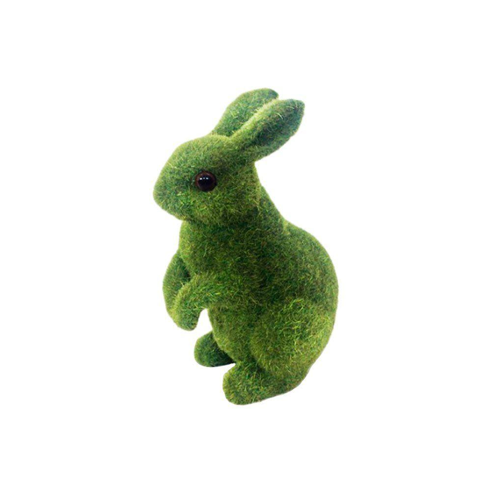 Conejo decorativo juicioso pasto artificial 1kg