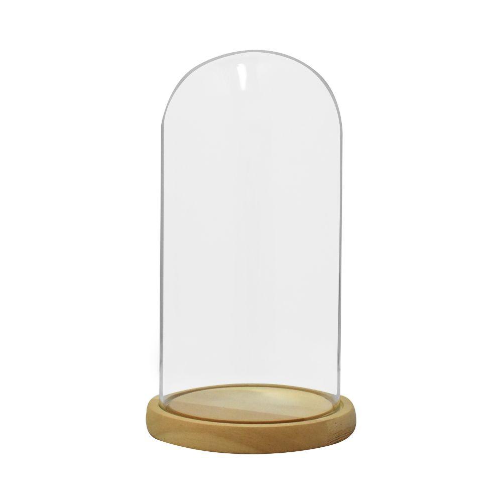 Urna de vidrio 2kg