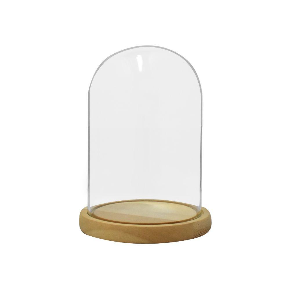 Urna de vidrio 1kg