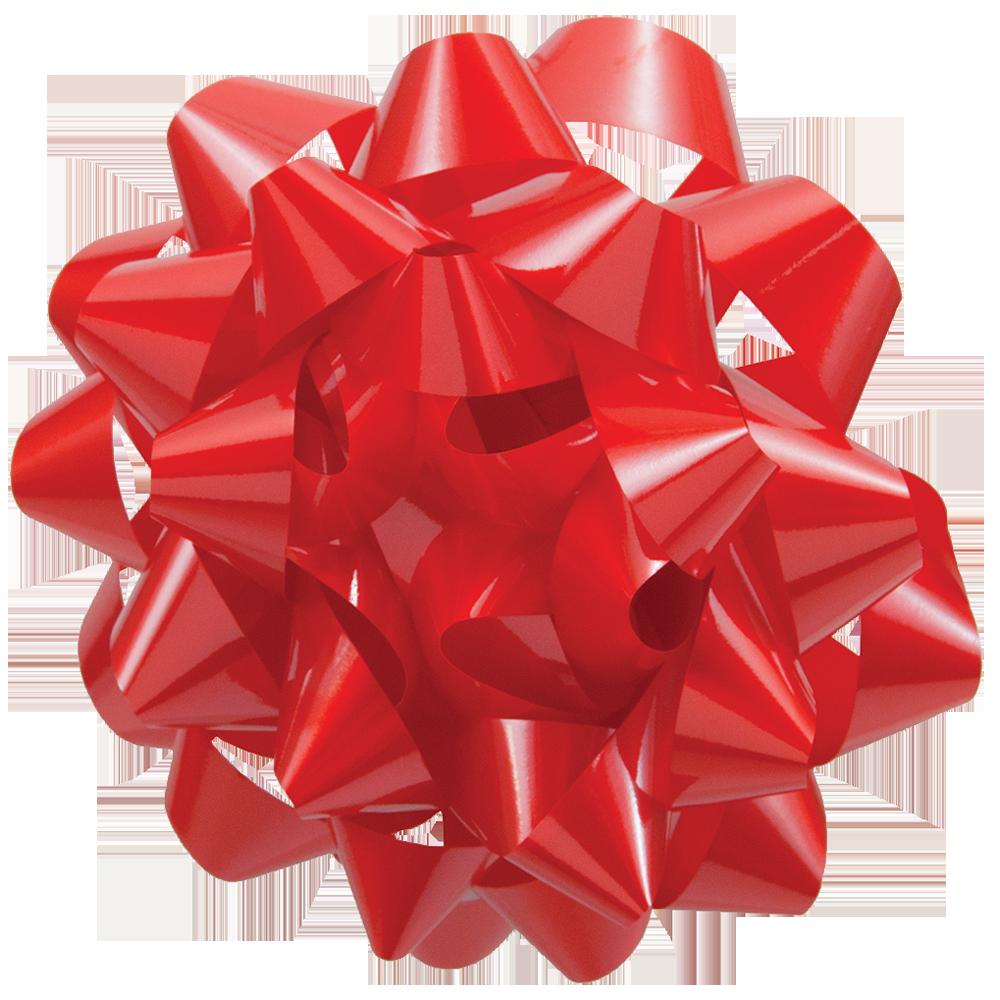 Cinta regalo extra grande - roja