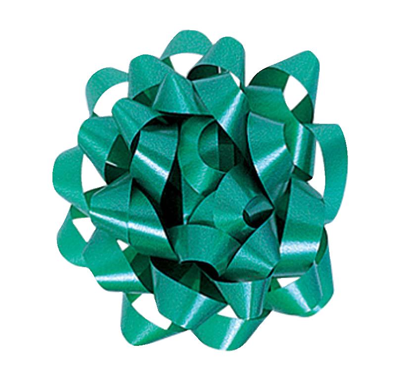 Cinta regalo mediana  - verde