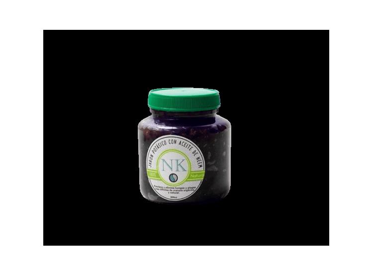 Jabón potásico con aceite de neem Frasco de 300 cc