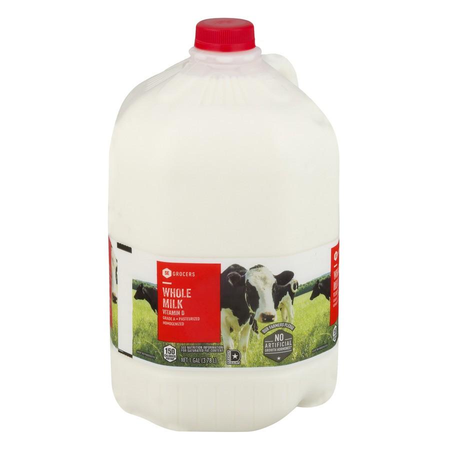 Whole Milk 1 gal