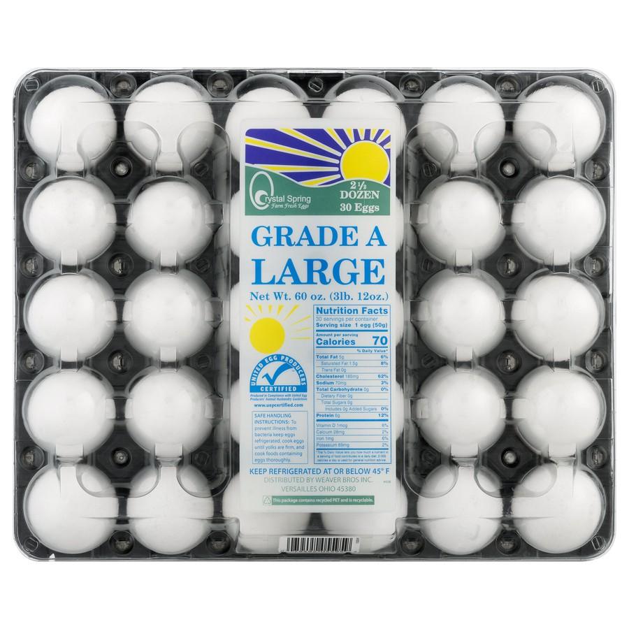 Large Eggs 30 eggs