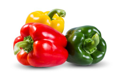 Bell Pepper Pack (colors vary) 1 pack (3 peppers)