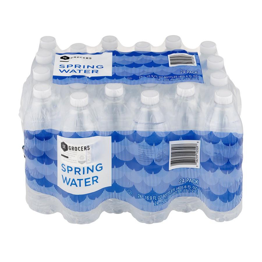 Spring Water 24 x 16.9 fl oz