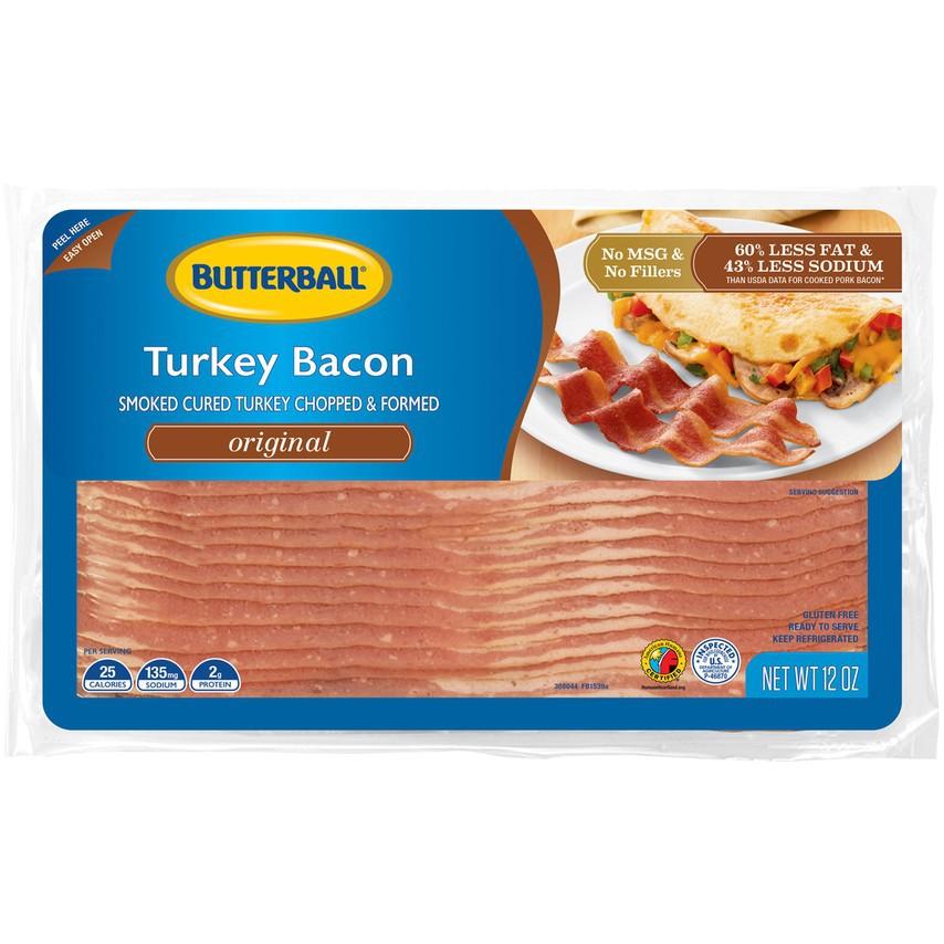 Original Turkey Bacon