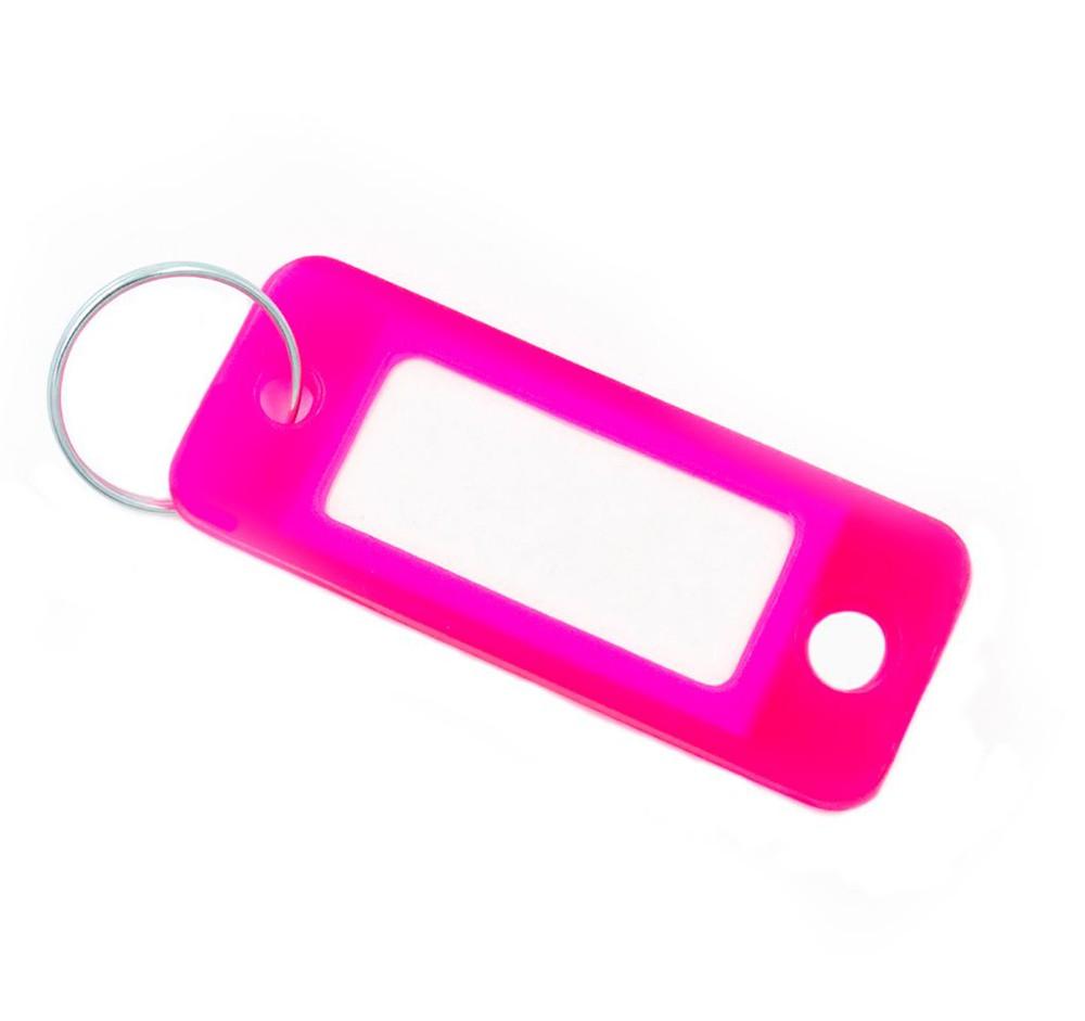 Llavero Key normal rosado