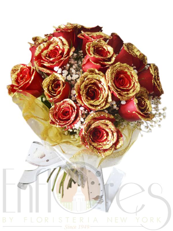Bouquet amor de navidad