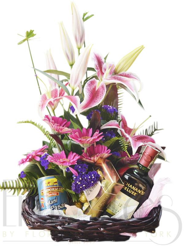 Ancheta floral