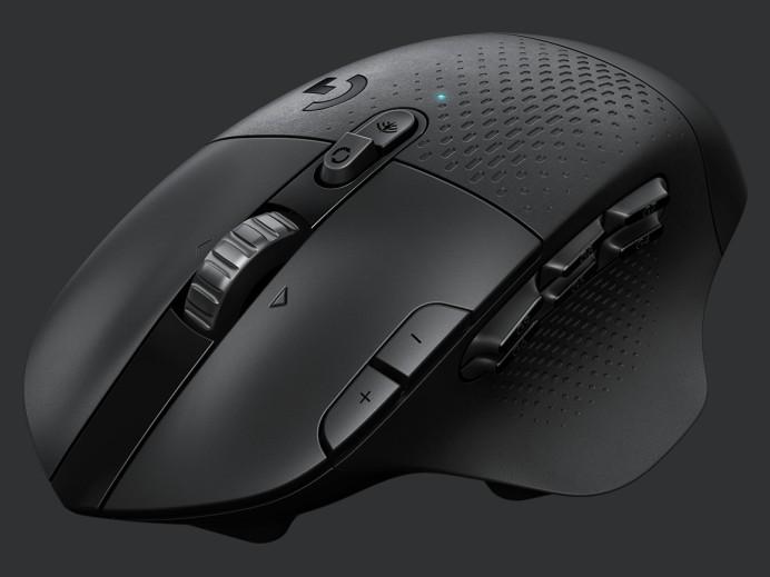 Mouse gamer logitech g604 wireless 13 Xx 8 x 4 c, 135g