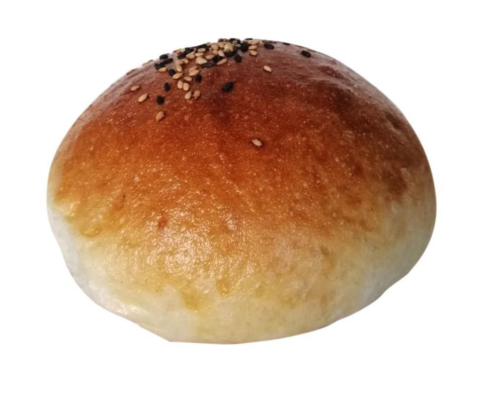Pan Brioche de Hamburguesa Grande 145 gr