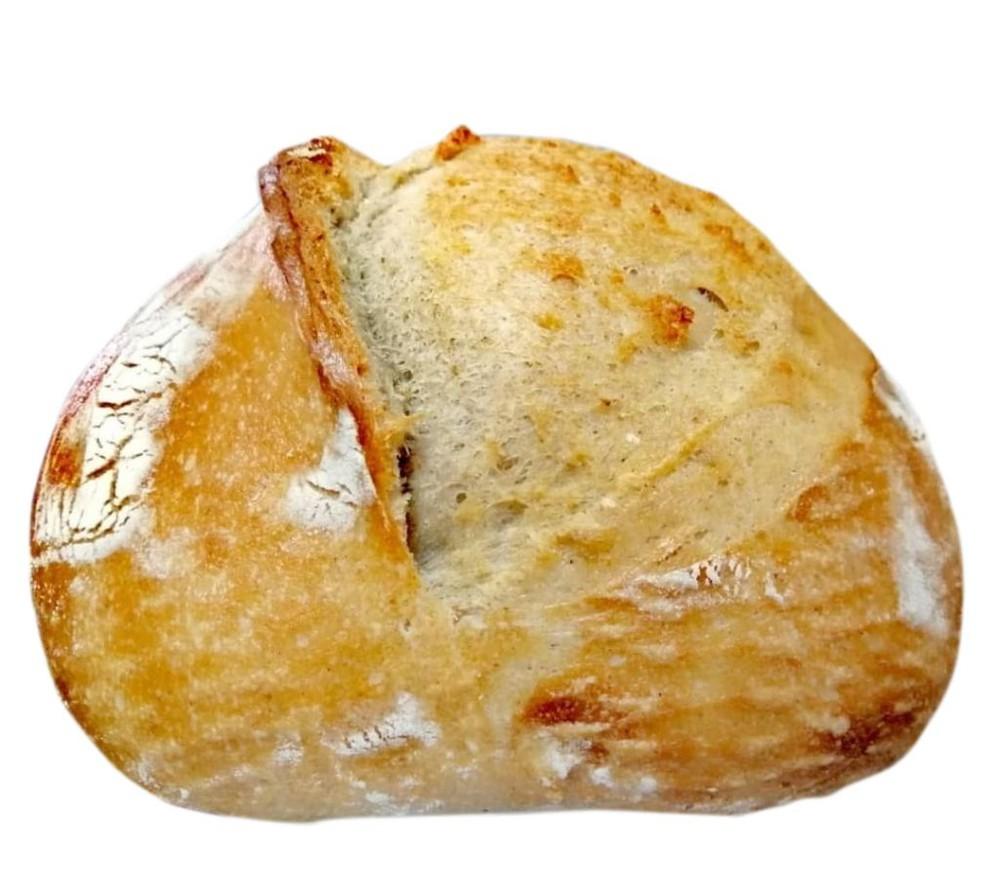 Pan Blanco Masa Madre 1 kg