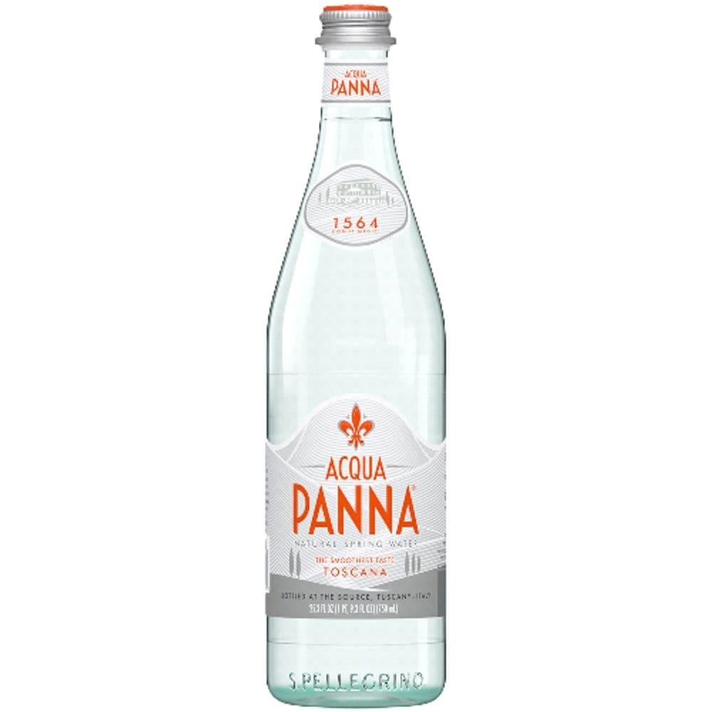 Agua mineral s/gas Botella de 750ml, 15 un.
