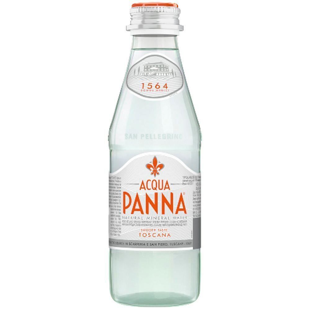 Agua mineral s/gas Botella de 250ml, 24 un.