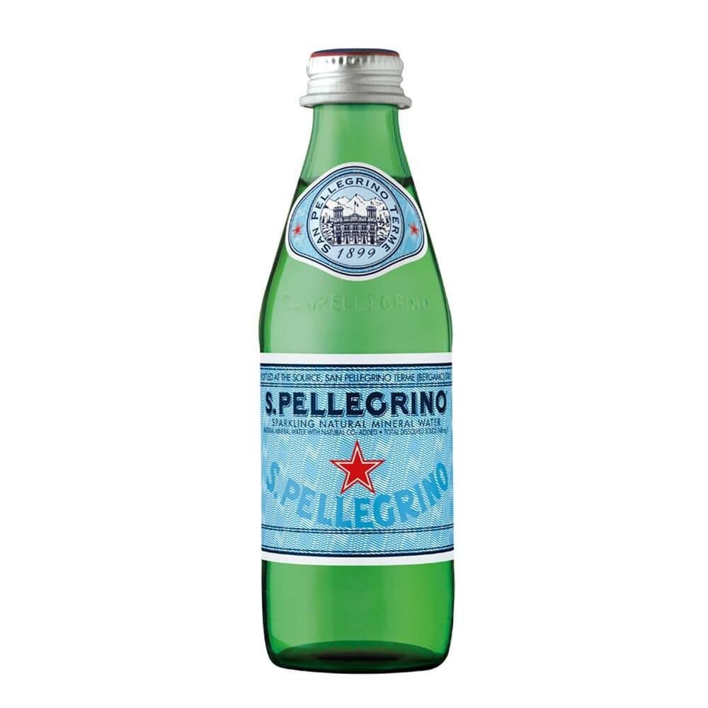 Sparkling Botella de 250ml, 24 un.