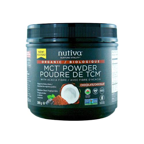 Organic mct powder chocolate