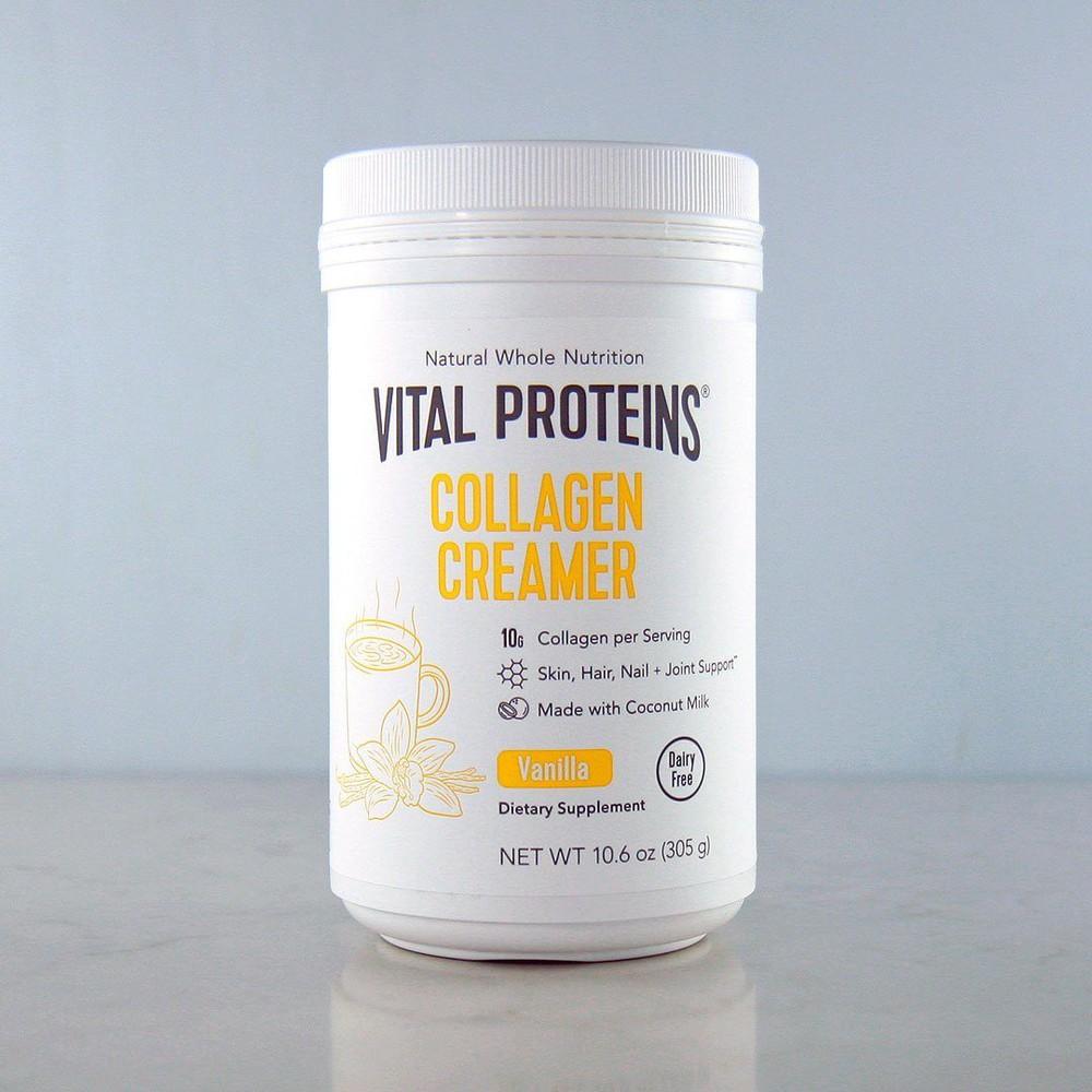 Vanilla collagen creamer