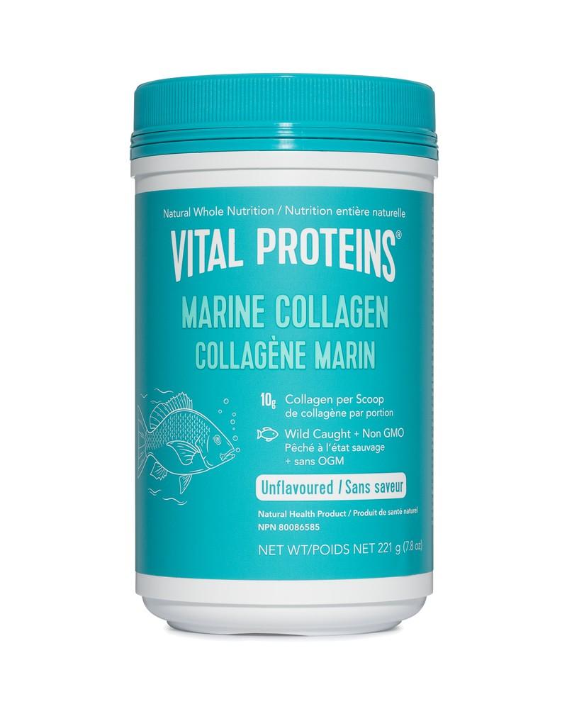 Wild-caught marine collagen