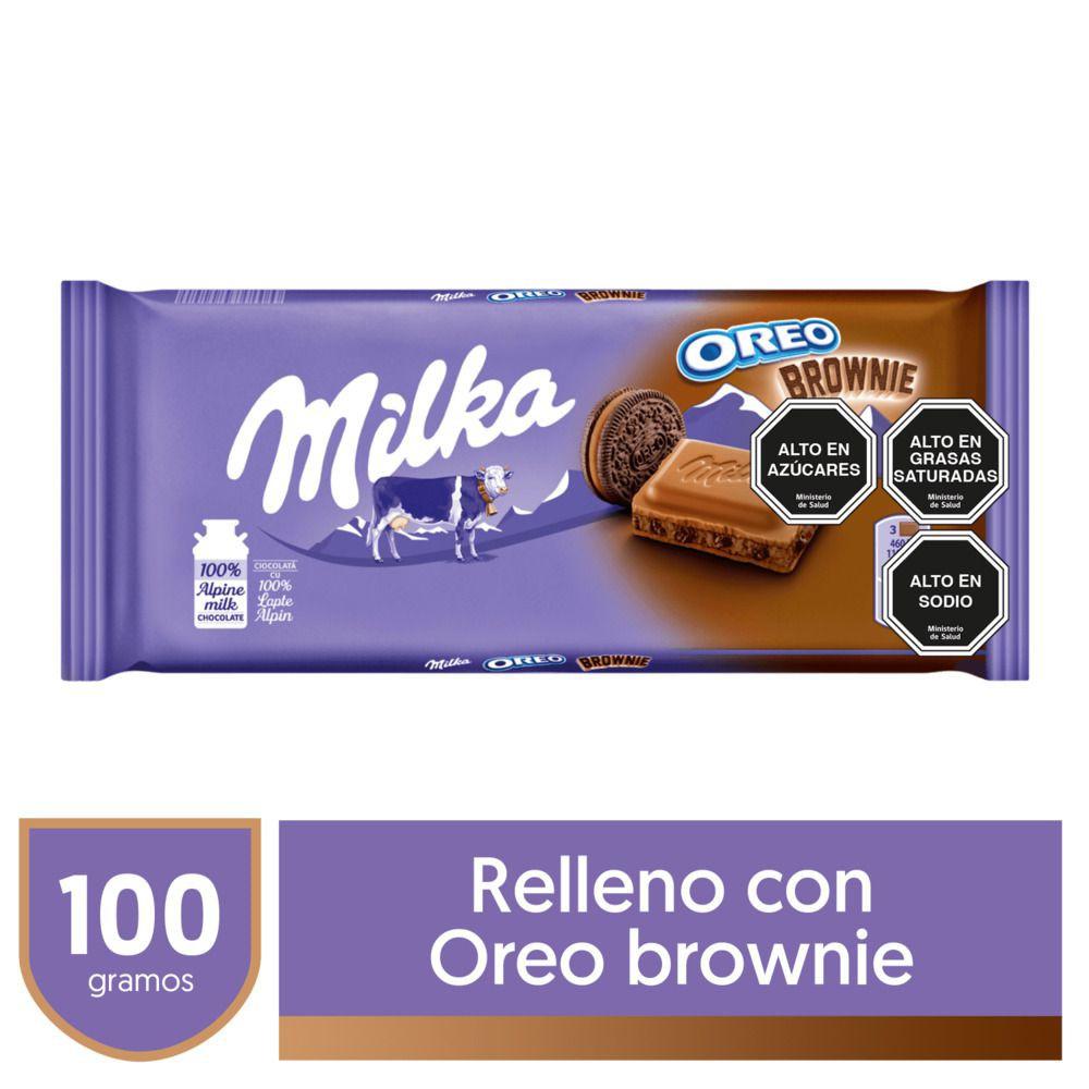Chocolate Oreo brownie