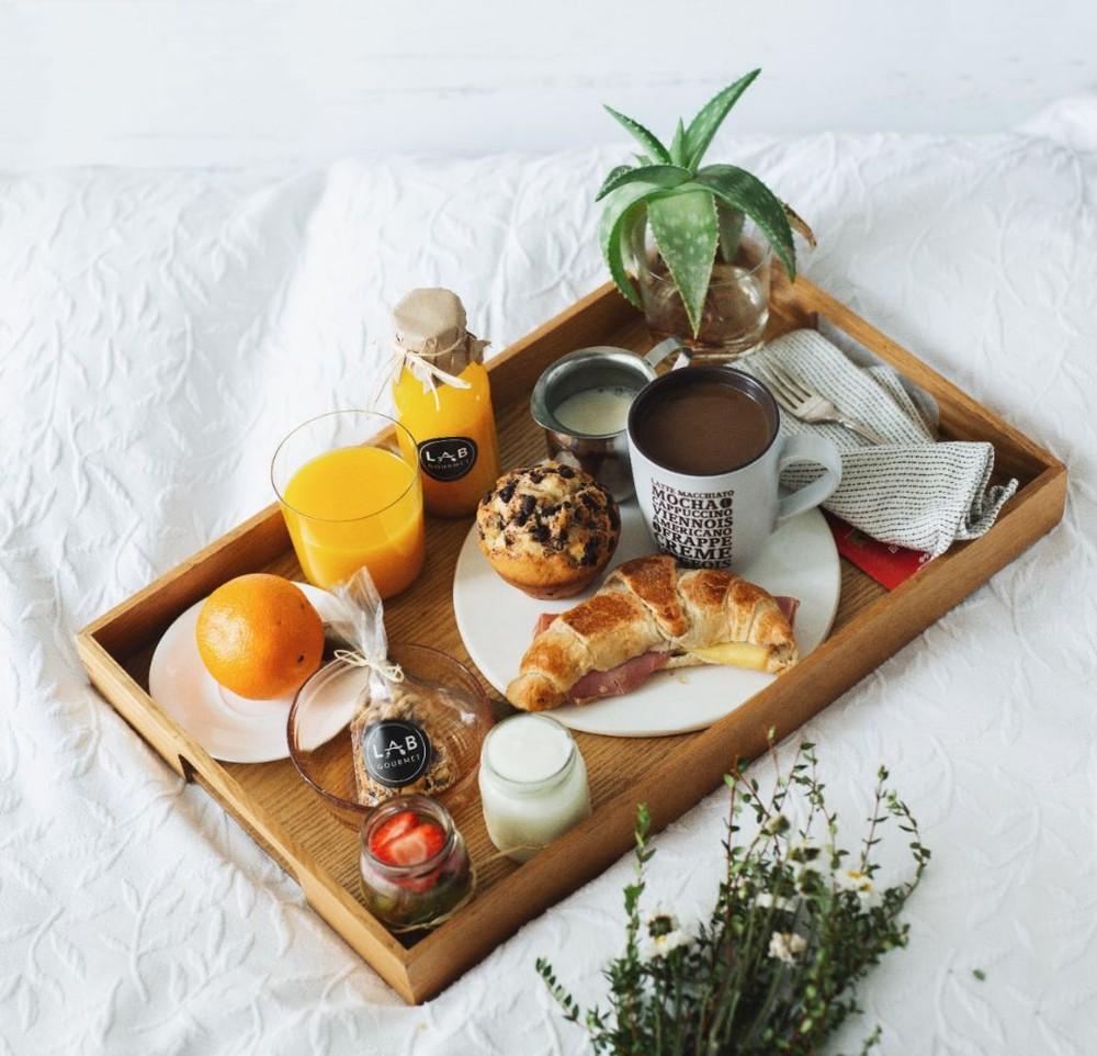 Caja Desayuno Super + café 1 caja