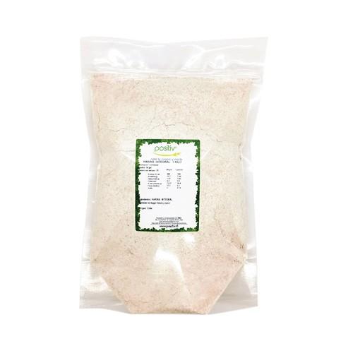 Harina integral positiv 1 kilo