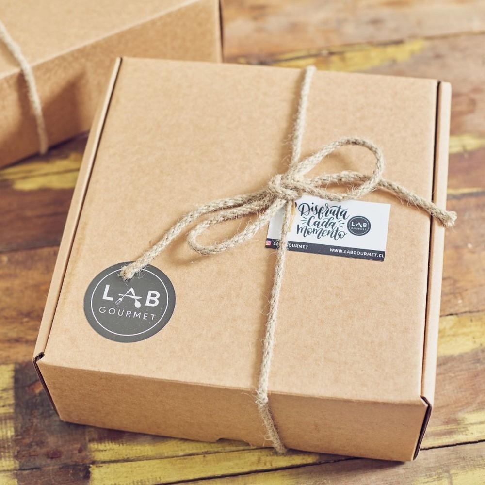 Caja Aperitivo Te quiero + Espumante 1 caja