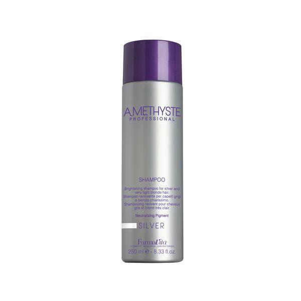 Shampoo silver de amethyste