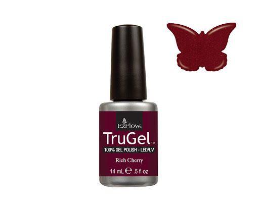 Esmalte color tru gel rich cherry
