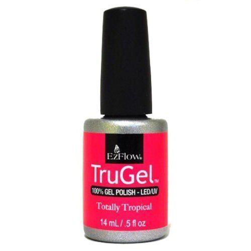 Esmalte color tru gel totally tropical