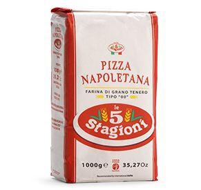 Harina 00 para pizza napoletana