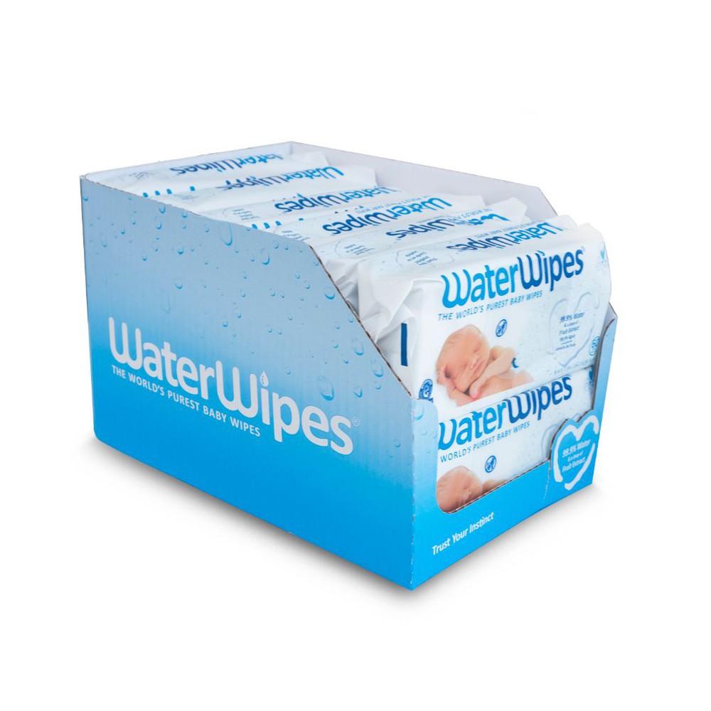 Toallitas húmedas box value pack 720 unidades