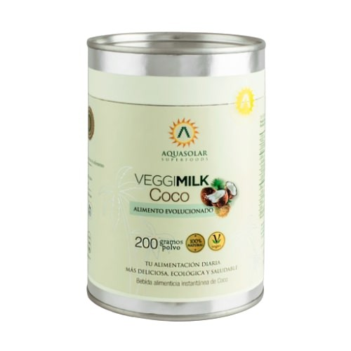 Bebida coco veggie milk