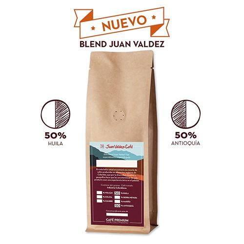Café blend antioquia 50% y huila 50%