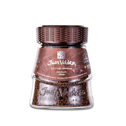Café liofilizado chocolate