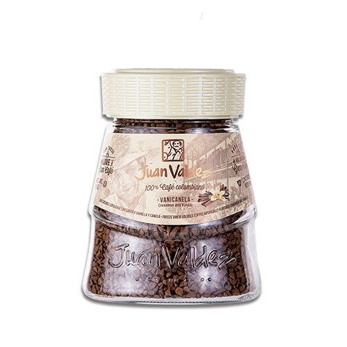 Café liofilizado vanicanela 95 gramos