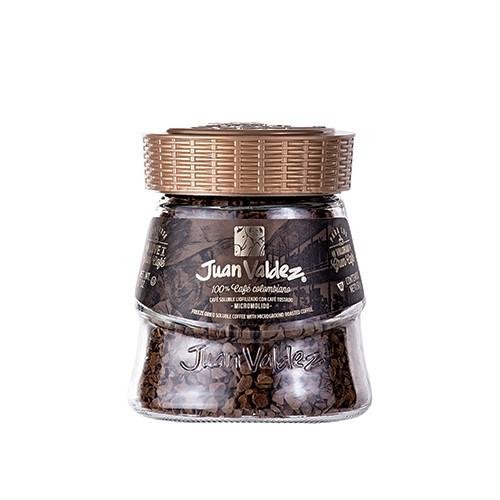 Café liofilizado tradicional