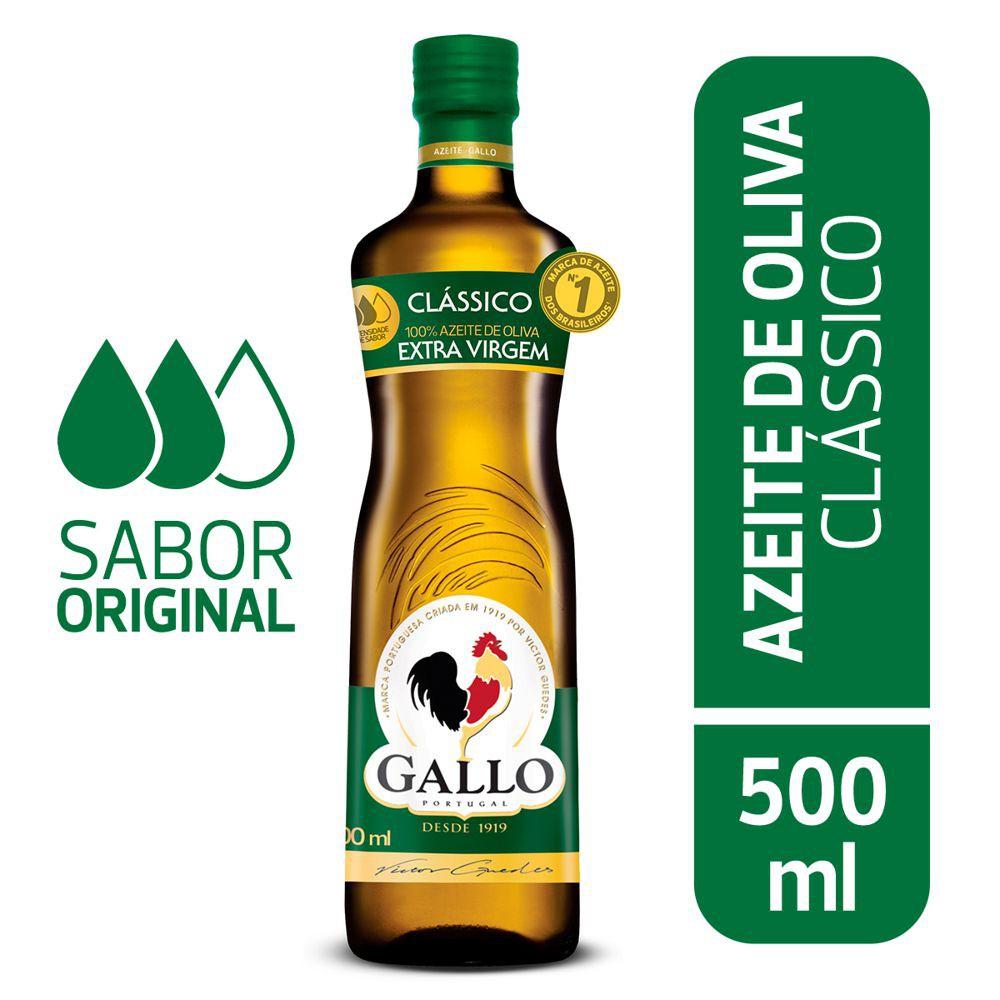 Azeite de oliva extra virgem clássico