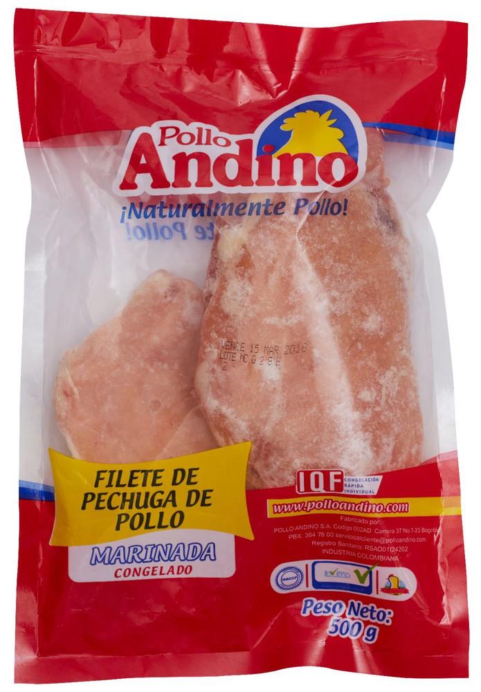 Filete pechuga express Bolsa de 1 Libra