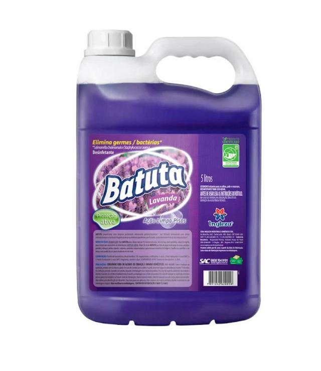 Desinfetante lavanda batuta