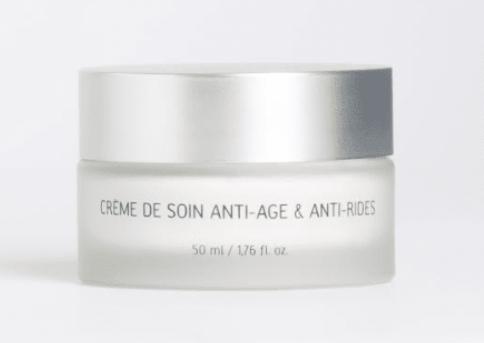 Crema anti-edad & anti-rrugas 50 ML