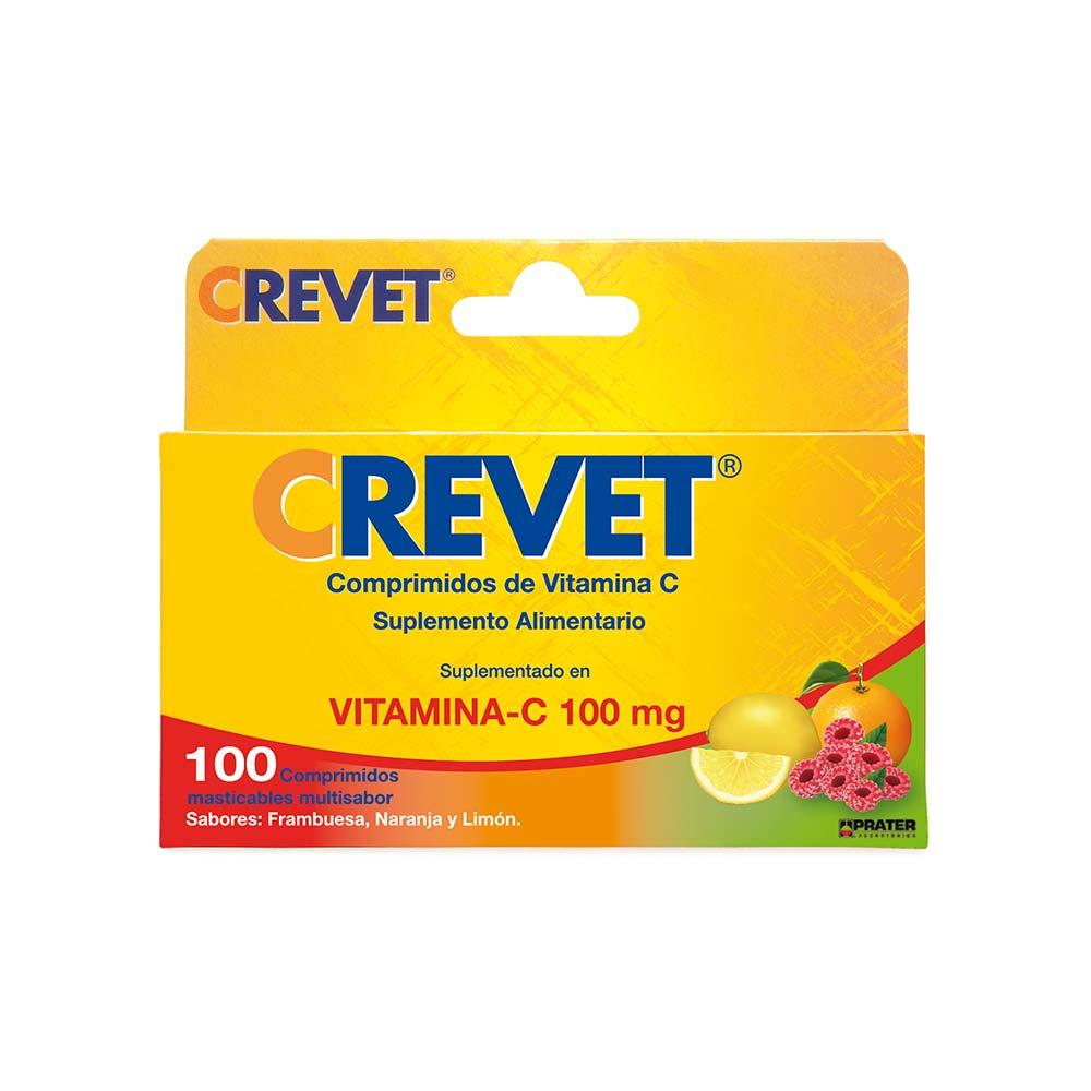 Suplemento Alimentario Vitamina-C (100 Comprimidos)
