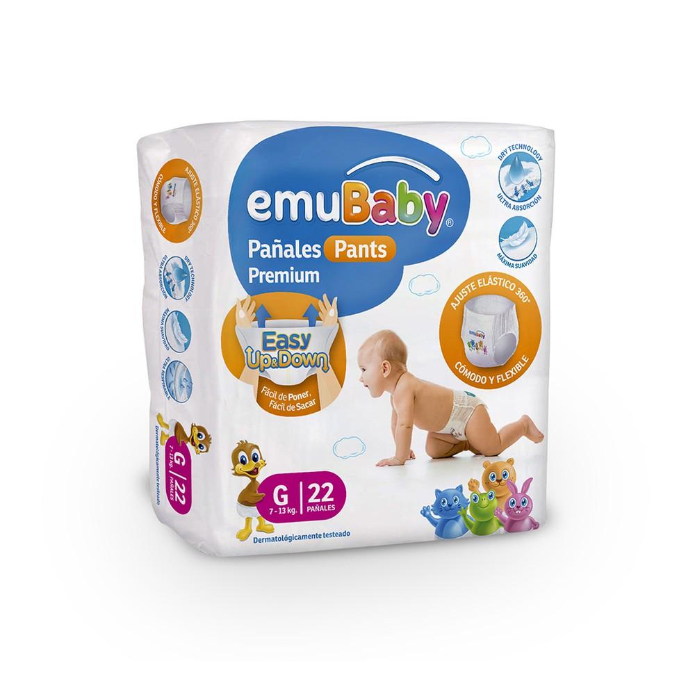 Emubaby panal pul up g