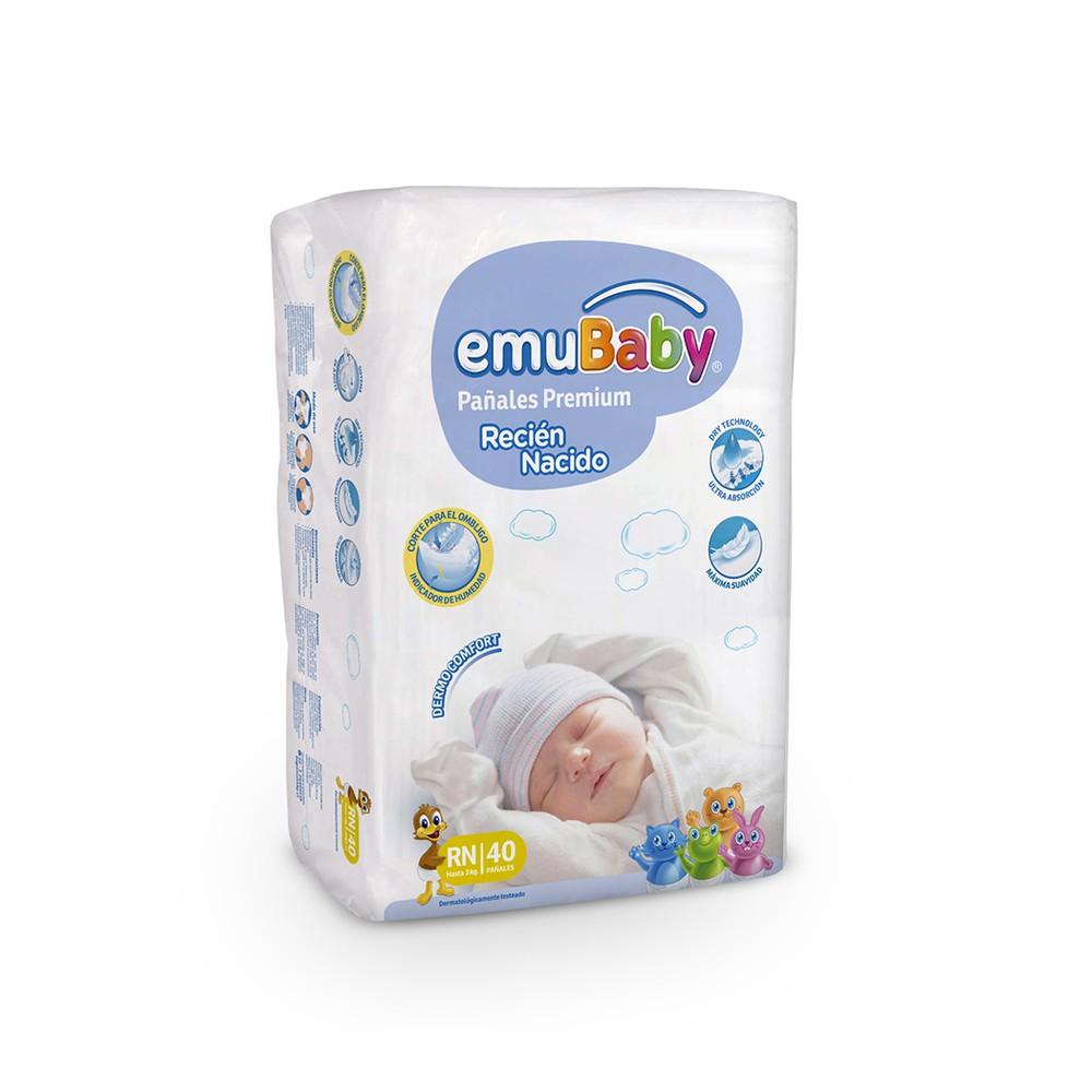 Pañal emubaby recién nacido