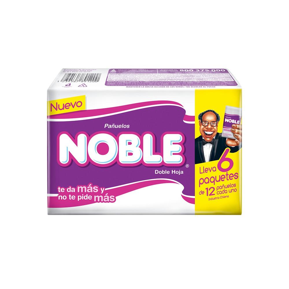 Pañuelos noble doble hoja